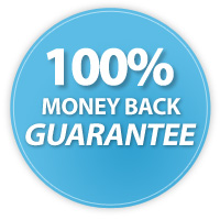 30 Day 100% Money Back Guarantee