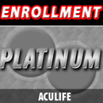 Enrollment Platinum AcuLife
